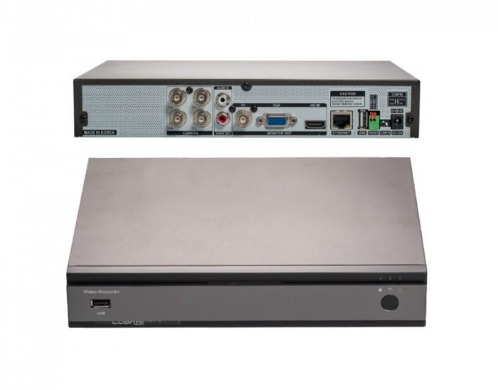 4CH COBRA COMPACT HDT-V (DVR)