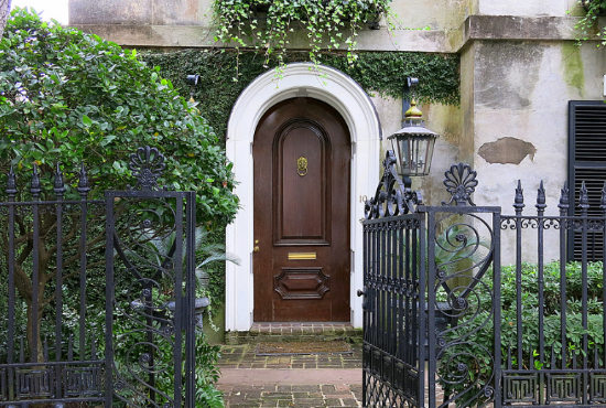 robust front door